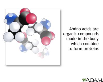 Amino acid picture